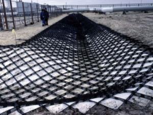Укрепление русел каналов и водостоков для сайта Геокорд