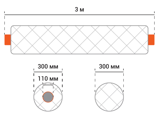конструкция модуля гольфстрим